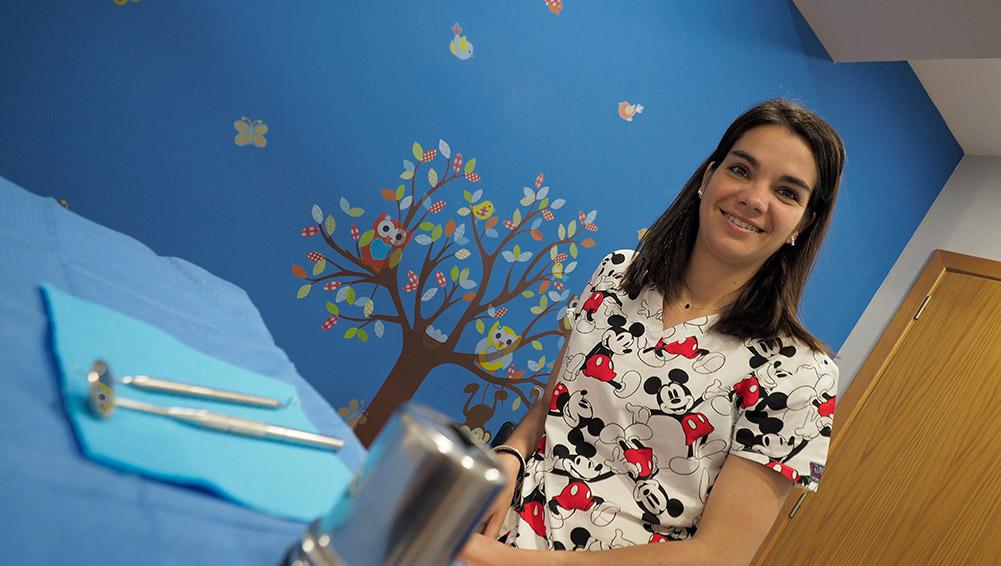 Ana del Llano - Odontopediatría