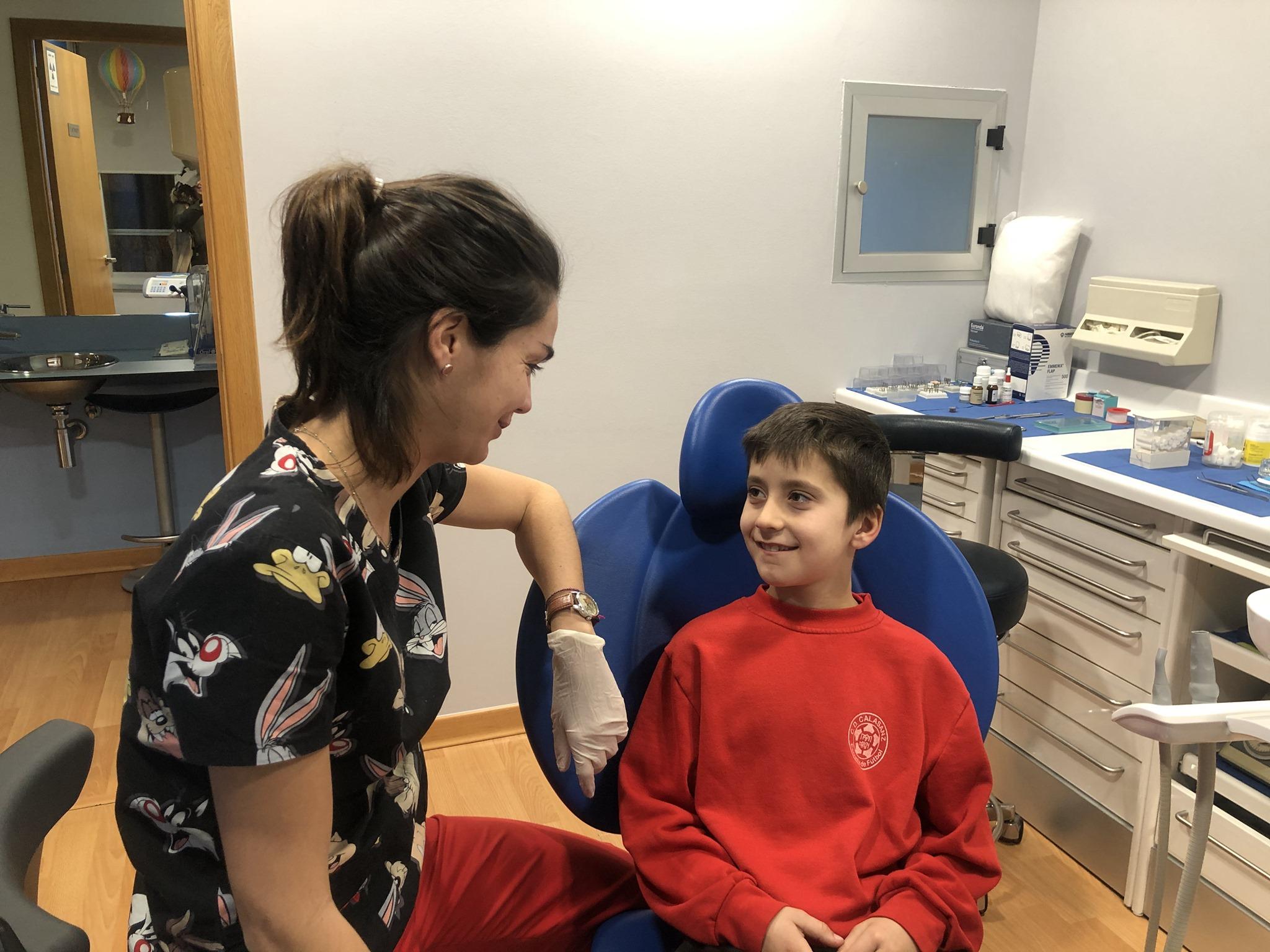 odontopediatria coruña